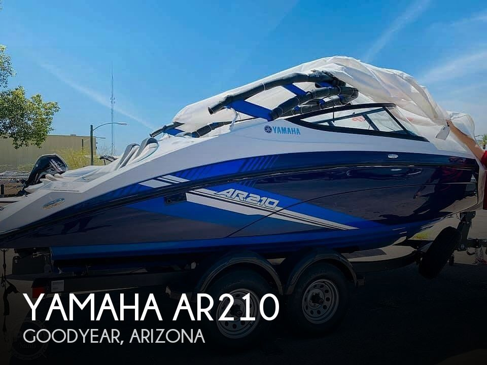 Used Yamaha Ski Boats For Sale by owner | 2020 Yamaha AR210