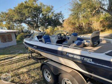 2012 Skeeter SL210 Fish and Ski - #1