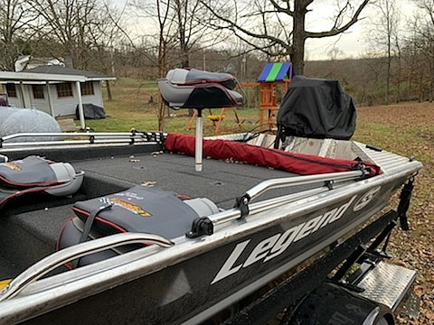 2019 Weld-Craft boat for sale, model of the boat is Legend SS 1852F & Image # 5 of 7