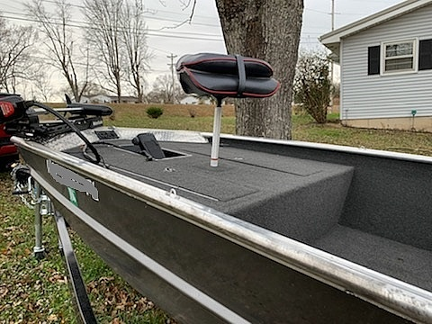 2019 Weld-Craft boat for sale, model of the boat is Legend SS 1852F & Image # 6 of 7
