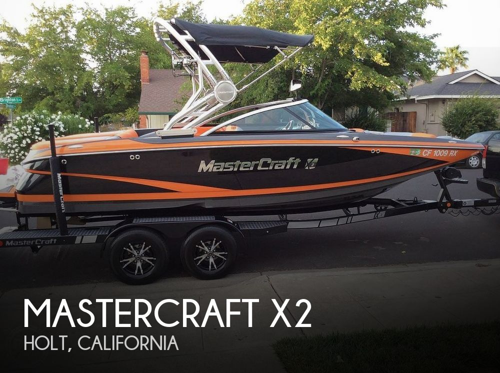 2014 Mastercraft boat for sale, model of the boat is X2 & Image # 1 of 11