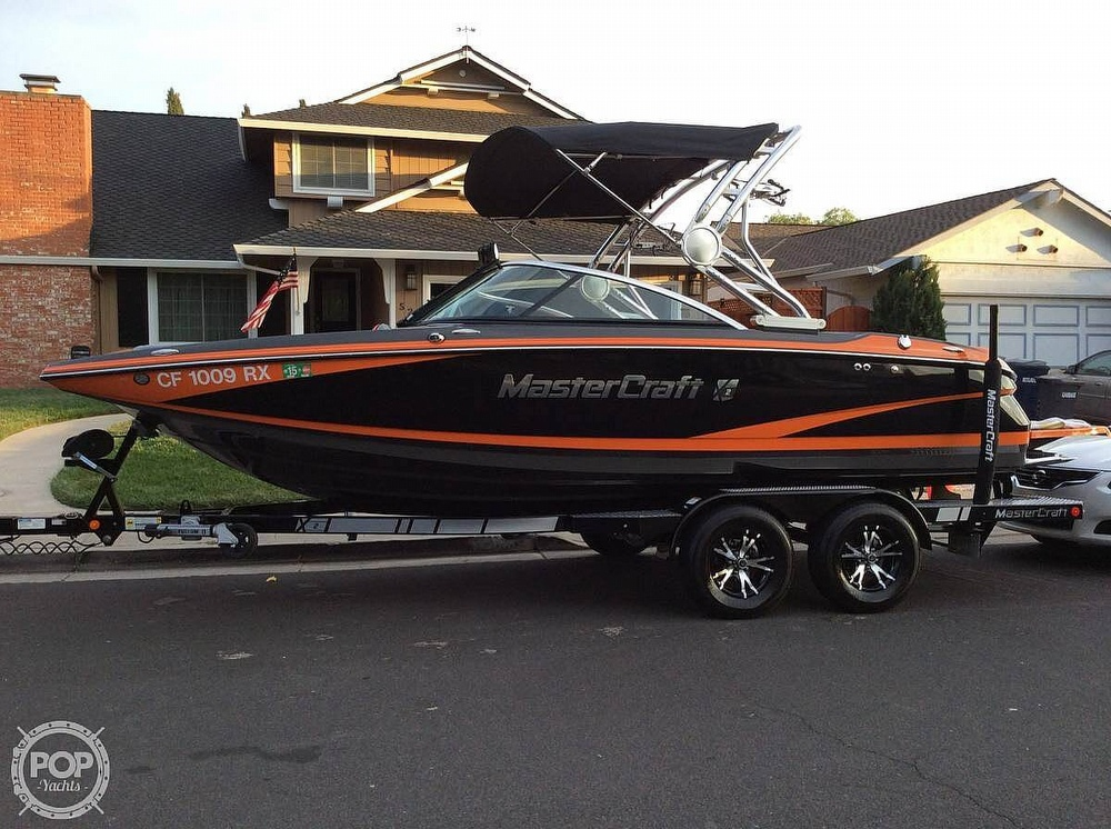 2014 Mastercraft boat for sale, model of the boat is X2 & Image # 10 of 11
