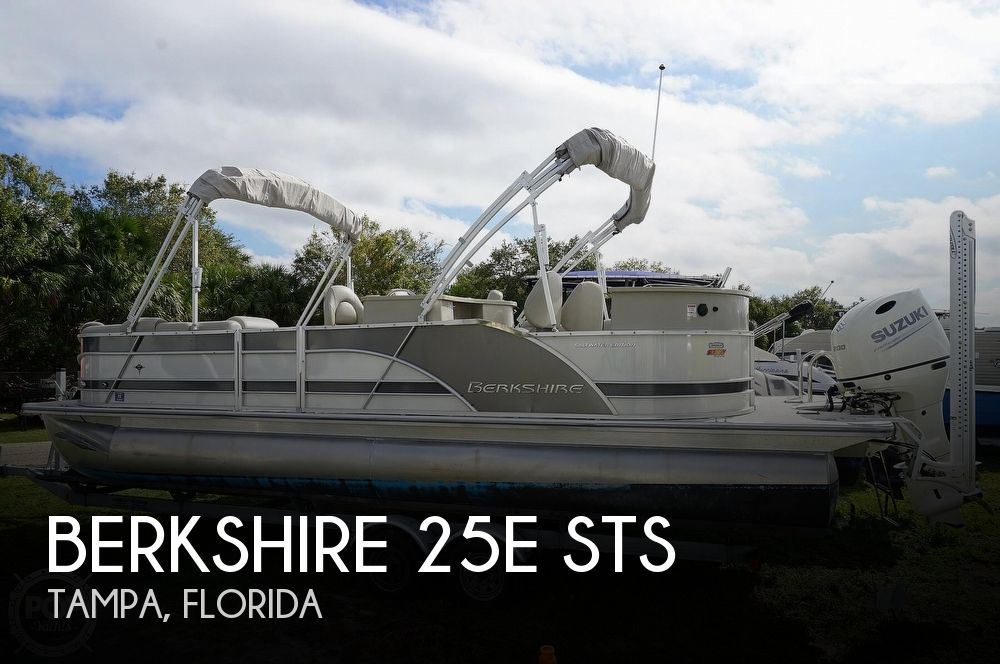 2019 BERKSHIRE PONTOONS 25E STS for sale