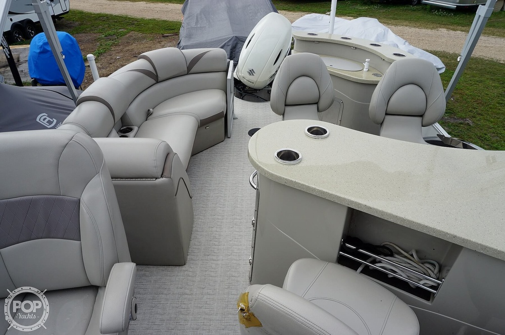 2019 Berkshire Pontoons boat for sale, model of the boat is 25E STS & Image # 4 of 40