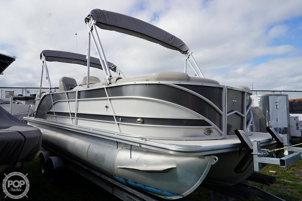 2019 Berkshire Pontoons boat for sale, model of the boat is 25E STS & Image # 10 of 40