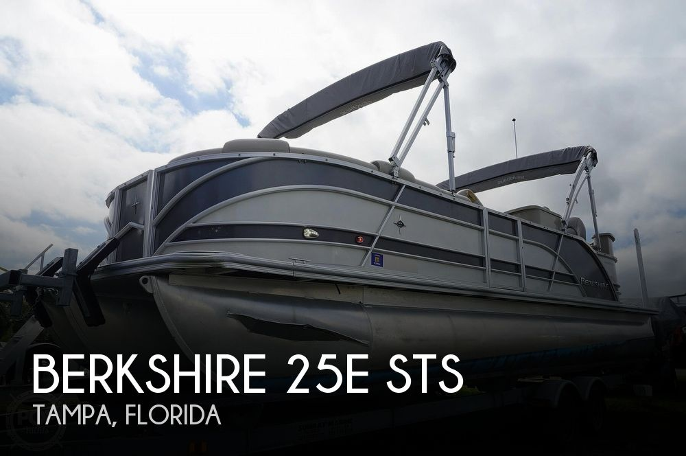 2019 Berkshire Pontoons boat for sale, model of the boat is 25E STS & Image # 1 of 40