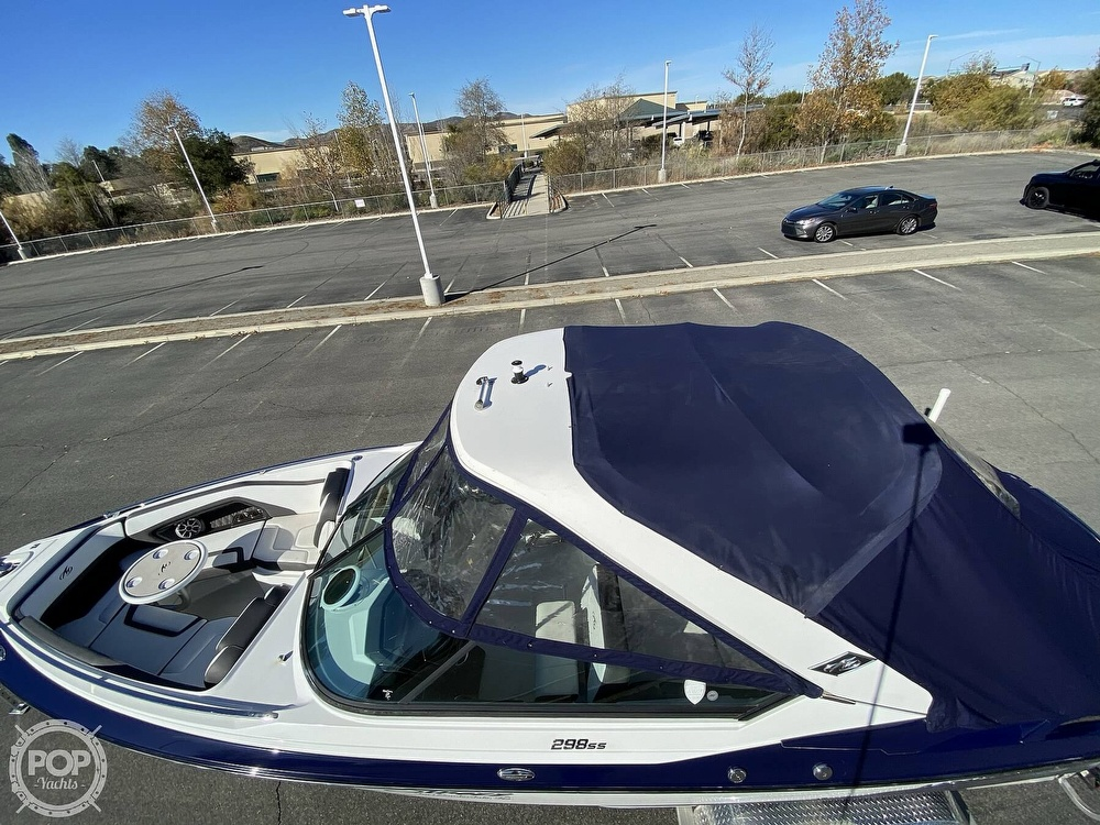 2018 Monterey boat for sale, model of the boat is 298SS & Image # 13 of 40