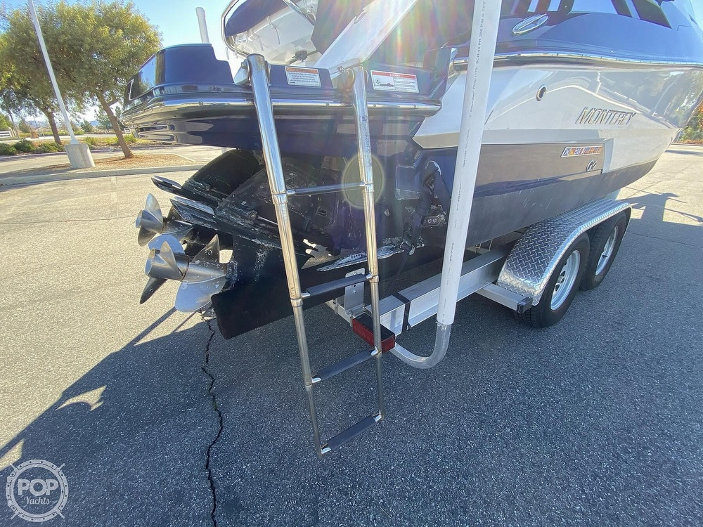 2018 Monterey boat for sale, model of the boat is 298SS & Image # 24 of 40