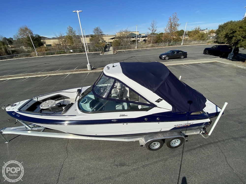 2018 Monterey boat for sale, model of the boat is 298SS & Image # 11 of 40