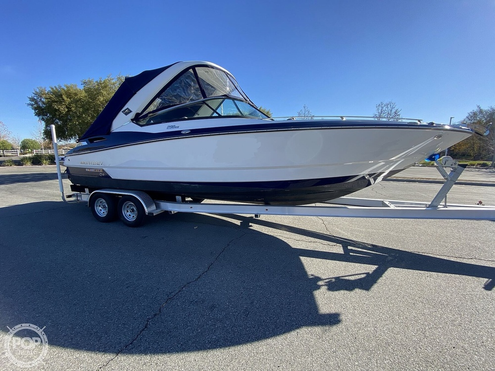 2018 Monterey boat for sale, model of the boat is 298SS & Image # 10 of 40