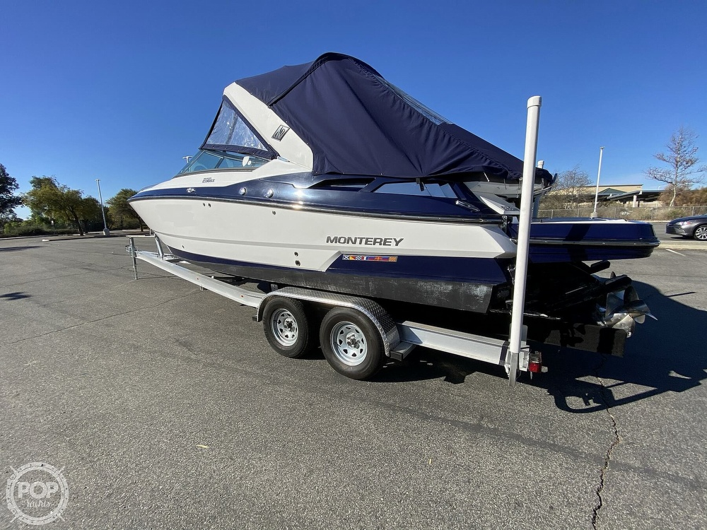 2018 Monterey boat for sale, model of the boat is 298SS & Image # 8 of 40