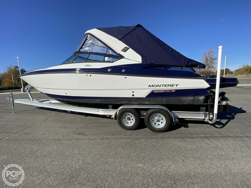 2018 Monterey boat for sale, model of the boat is 298SS & Image # 7 of 40
