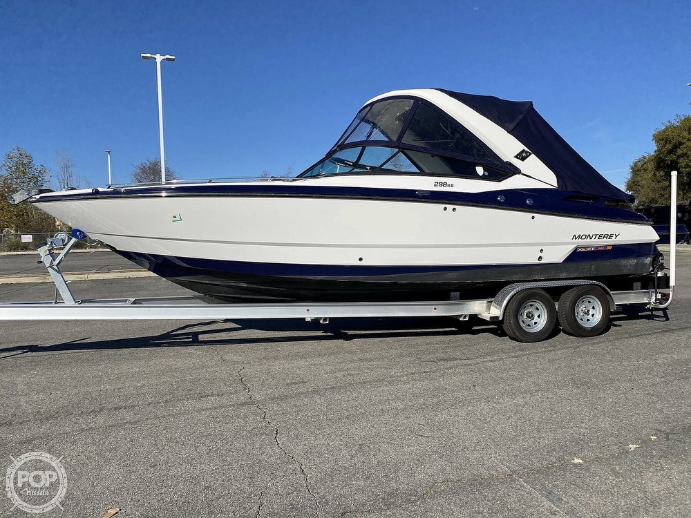 2018 Monterey boat for sale, model of the boat is 298SS & Image # 6 of 40
