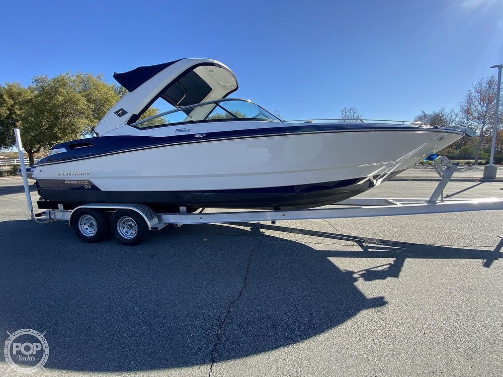 2018 Monterey boat for sale, model of the boat is 298SS & Image # 32 of 40