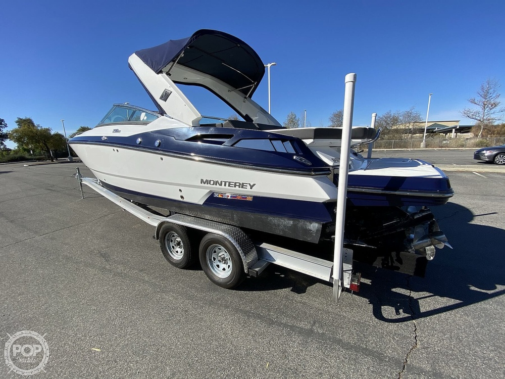 2018 Monterey boat for sale, model of the boat is 298SS & Image # 35 of 40