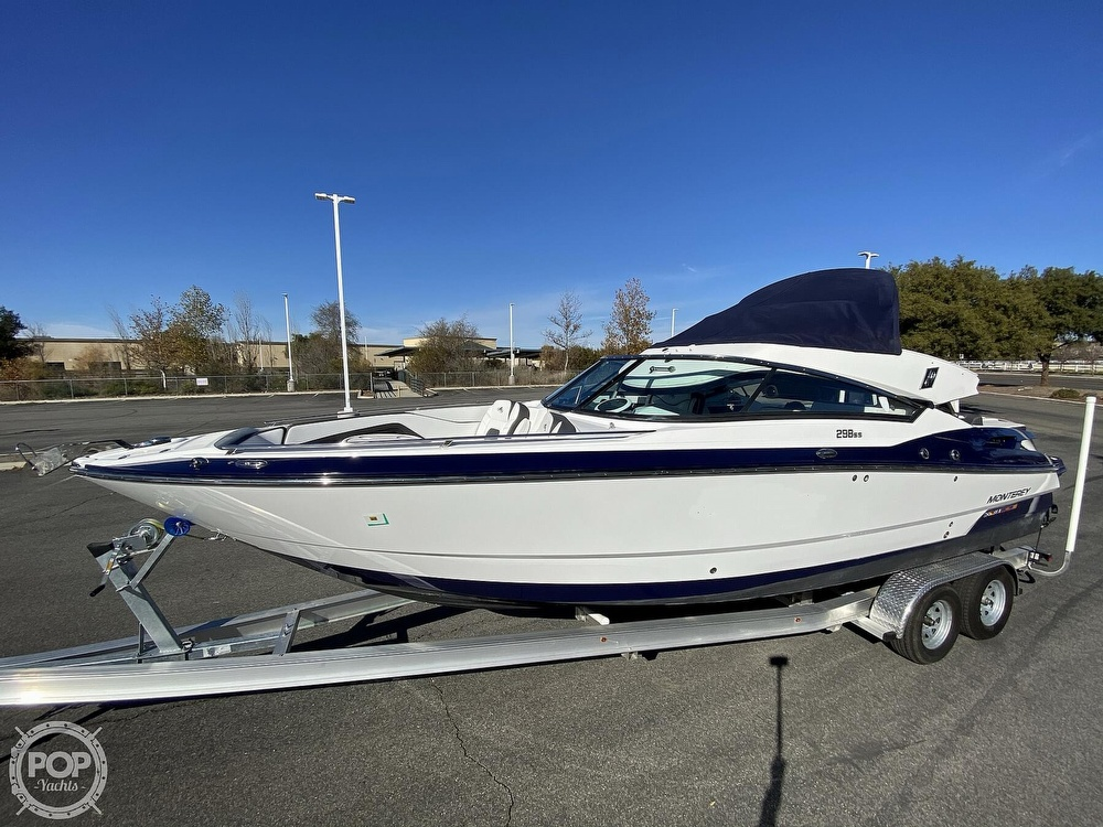 2018 Monterey boat for sale, model of the boat is 298SS & Image # 2 of 40