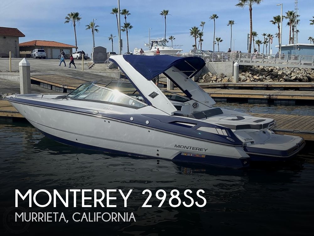 2018 MONTEREY 298SS for sale