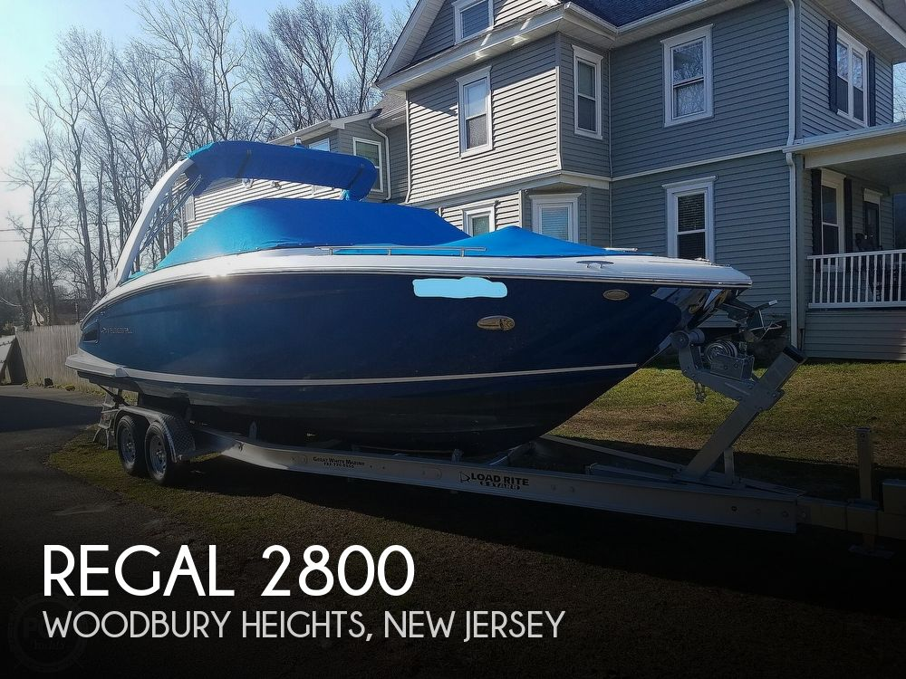 2018 Regal boat for sale, model of the boat is 2800 & Image # 1 of 40