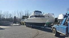 1976 John Allmand boat for sale, model of the boat is 28 Ranger & Image # 5 of 16