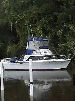 1976 John Allmand boat for sale, model of the boat is 28 Ranger & Image # 6 of 16