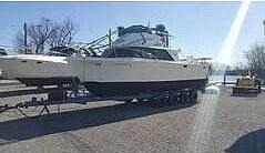 1976 John Allmand boat for sale, model of the boat is 28 Ranger & Image # 8 of 16