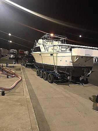 1976 John Allmand boat for sale, model of the boat is 28 Ranger & Image # 13 of 16