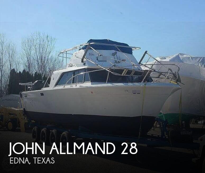 1976 John Allmand boat for sale, model of the boat is 28 Ranger & Image # 1 of 16