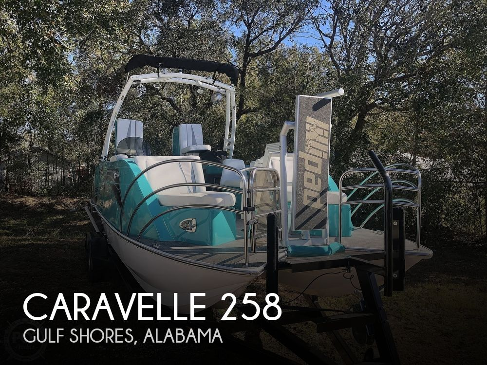 2020 Caravelle boat for sale, model of the boat is Razor 258 PF XL & Image # 1 of 40