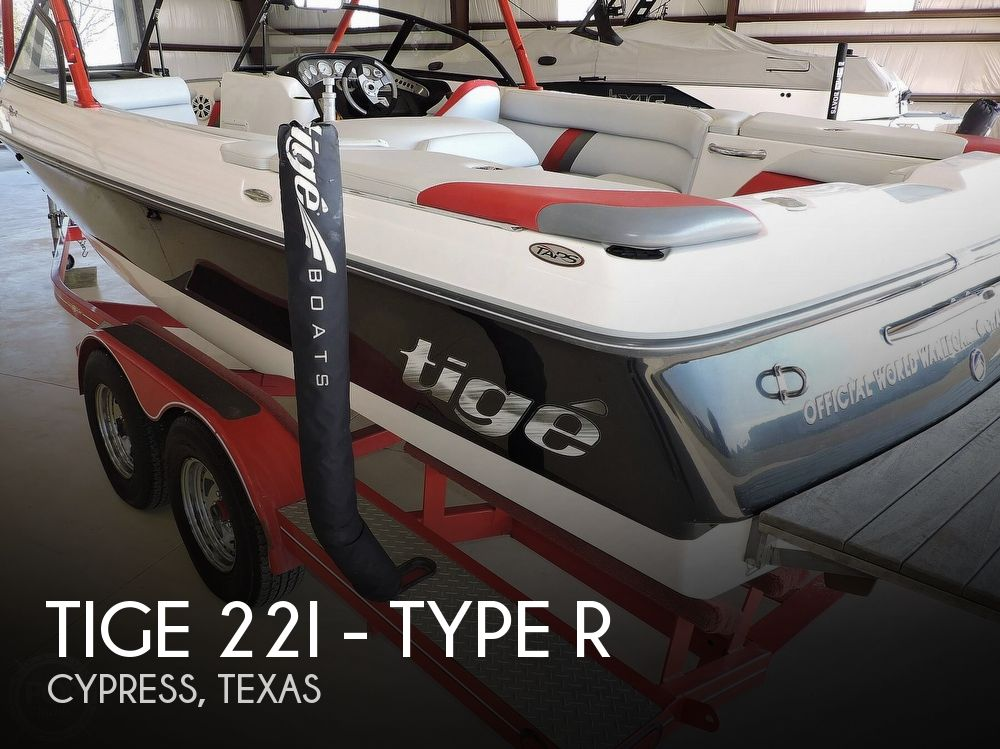 2002 TIGE 22I   TYPE R for sale