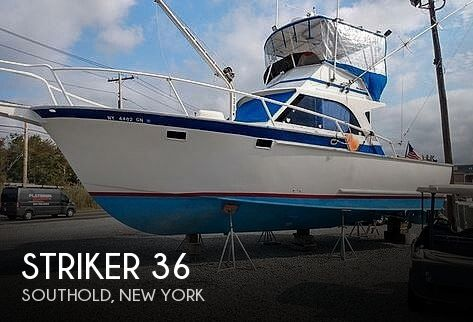 Used Boats For Sale in Providence, Rhode Island by owner | 1969 Striker 36