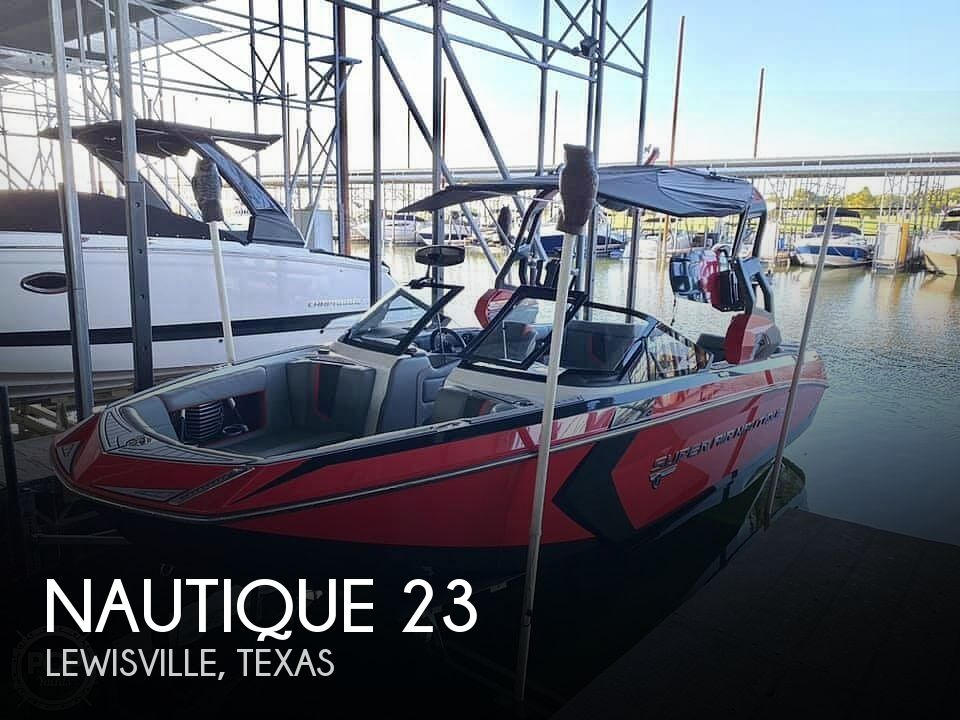 Used Boats For Sale in Dallas, Texas by owner | 2019 Nautique Super Air g23