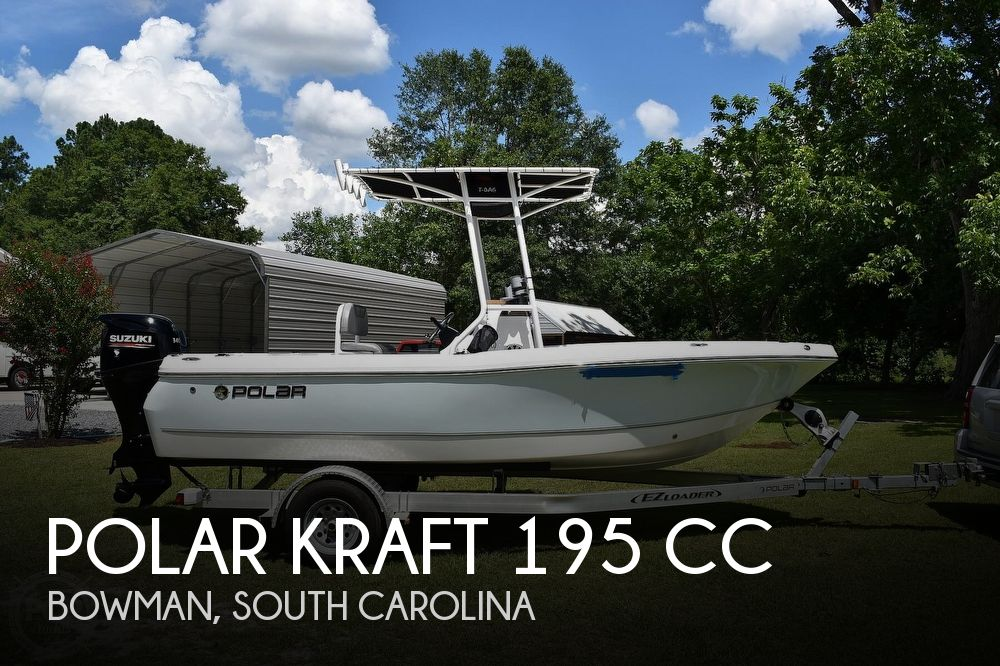 2020 POLAR KRAFT 195 CC for sale