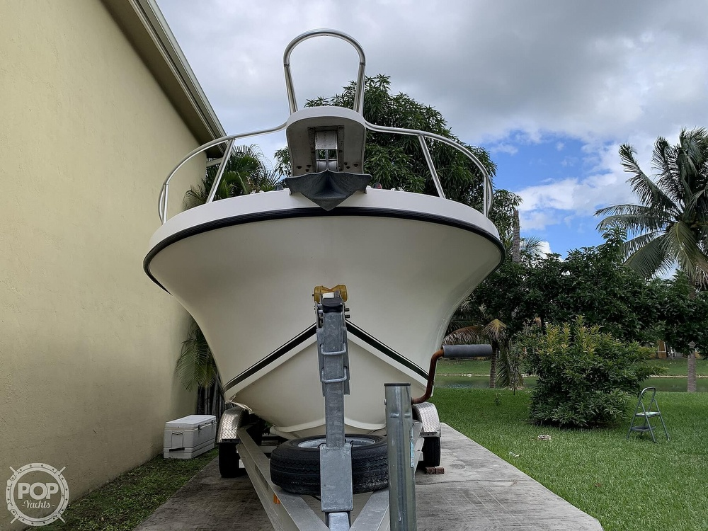 2005 Dusky Marine boat for sale, model of the boat is 233 FAC & Image # 15 of 40