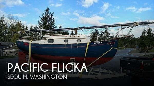 Used Pacific Seacraft Boats For Sale by owner | 1986 20 foot Pacific Seacraft Flicka