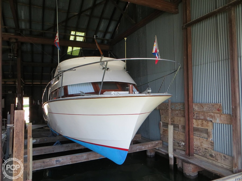 1969 Cheoy Lee boat for sale, model of the boat is Spoiler 30 & Image # 2 of 40