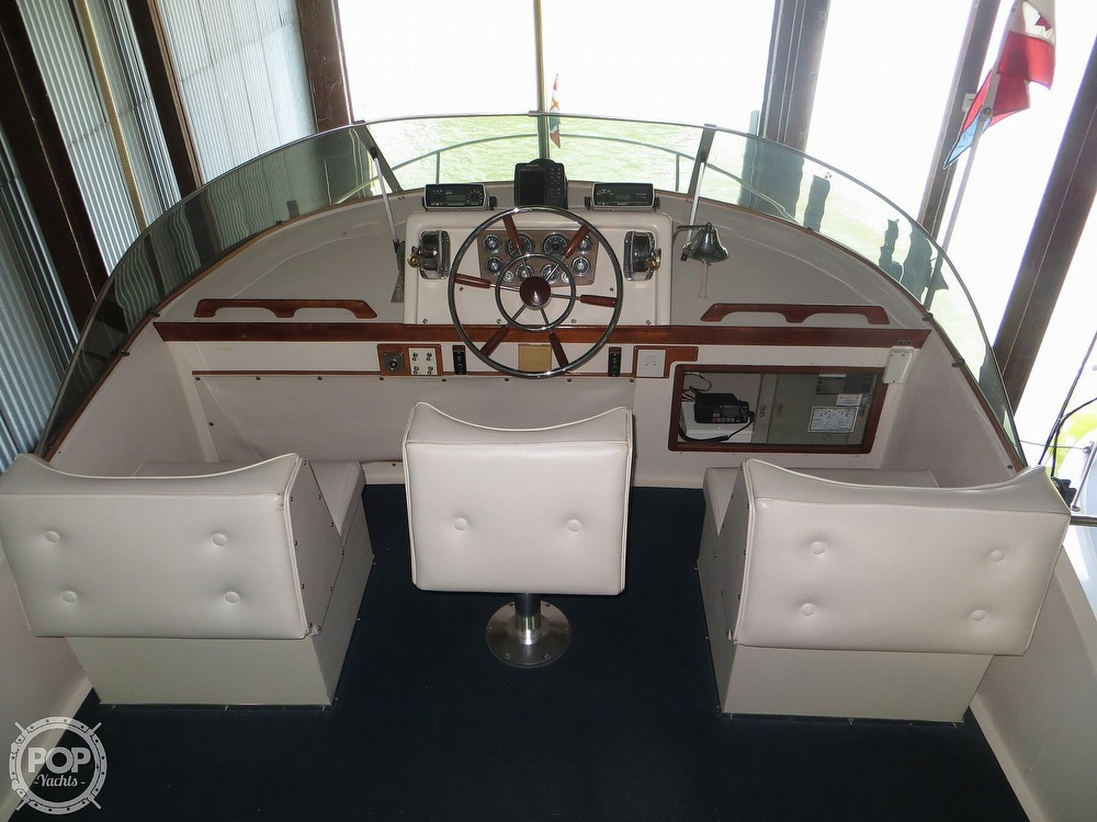 1969 Cheoy Lee boat for sale, model of the boat is Spoiler 30 & Image # 3 of 40