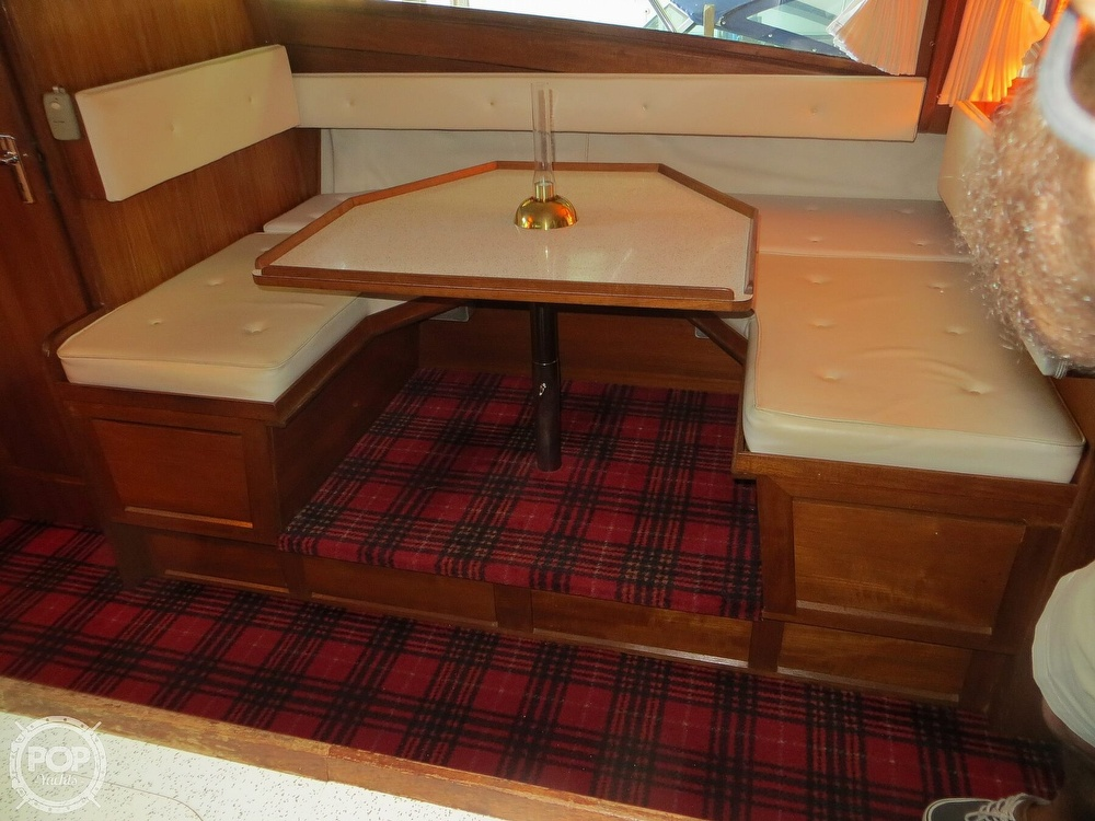 1969 Cheoy Lee boat for sale, model of the boat is Spoiler 30 & Image # 7 of 40
