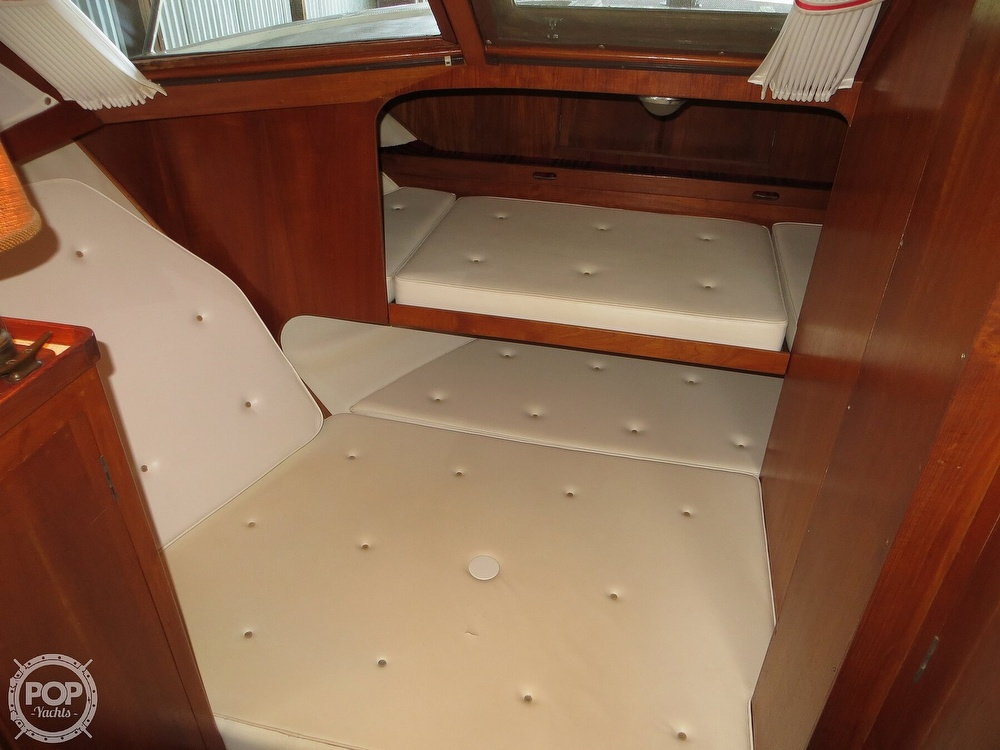 1969 Cheoy Lee boat for sale, model of the boat is Spoiler 30 & Image # 8 of 40