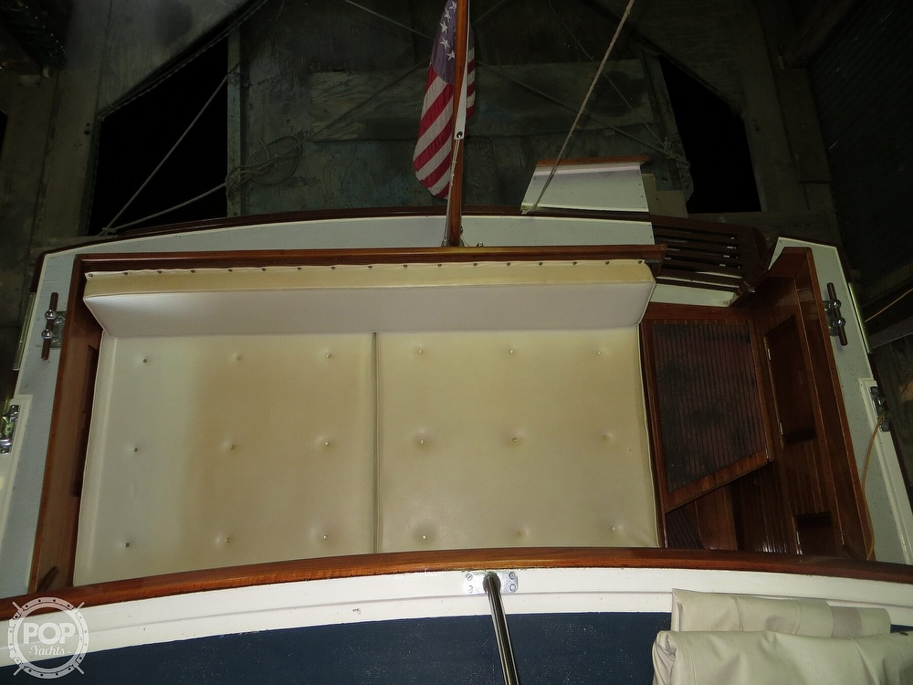 1969 Cheoy Lee boat for sale, model of the boat is Spoiler 30 & Image # 11 of 40