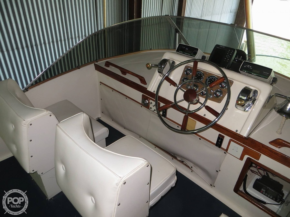 1969 Cheoy Lee boat for sale, model of the boat is Spoiler 30 & Image # 14 of 40
