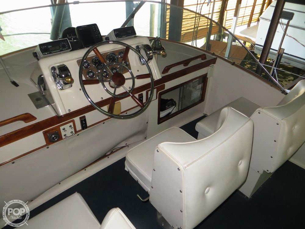 1969 Cheoy Lee boat for sale, model of the boat is Spoiler 30 & Image # 15 of 40