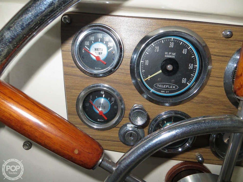 1969 Cheoy Lee boat for sale, model of the boat is Spoiler 30 & Image # 23 of 40