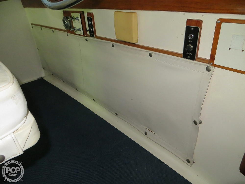 1969 Cheoy Lee boat for sale, model of the boat is Spoiler 30 & Image # 38 of 40