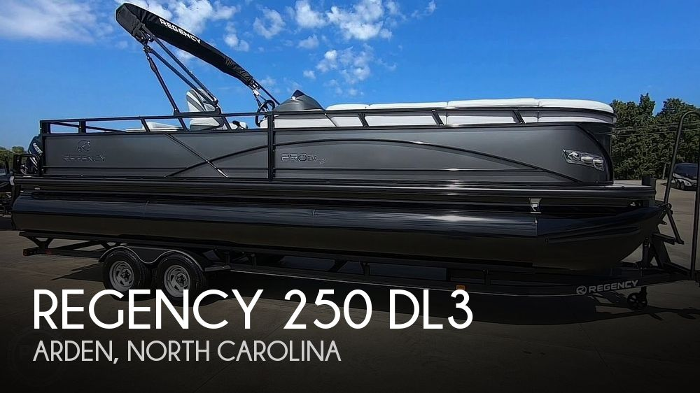 Used Boats For Sale in Asheville, North Carolina by owner | 2021 Regency 250DL3