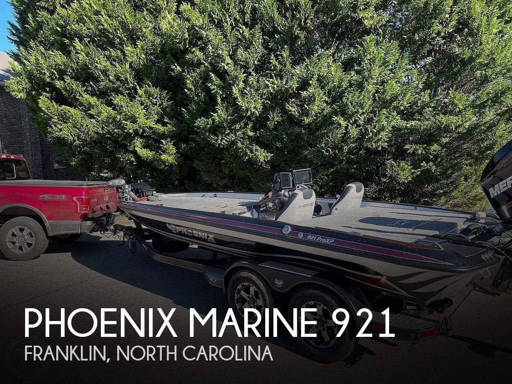 Used Boats For Sale in Asheville, North Carolina by owner | 2018 Phoenix Marine 921 Pro Do