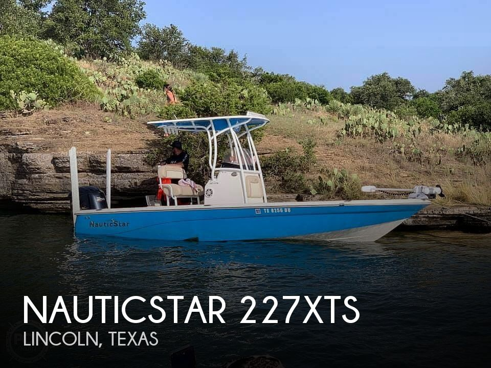 Used Ski Boats For Sale in Killeen, Texas by owner | 2017 NauticStar 227xts