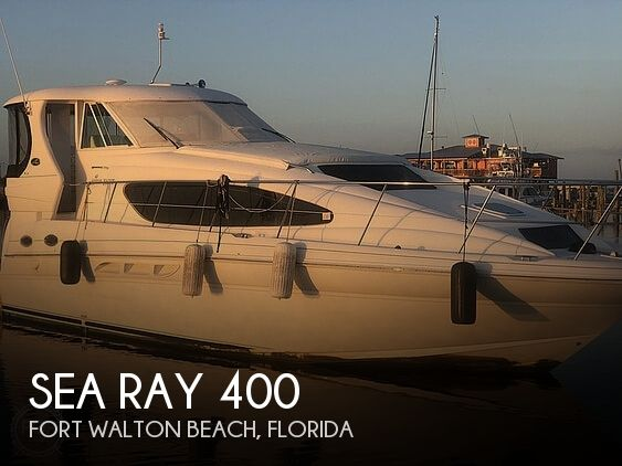 Used Boats For Sale in Pensacola, Florida by owner | 2006 Sea Ray 400 Motor Yacht