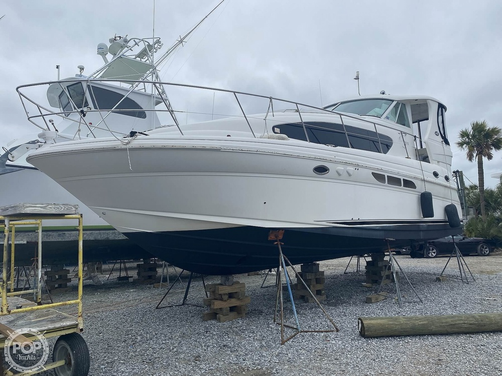 2006 Sea Ray boat for sale, model of the boat is 40 Motor Yacht & Image # 4 of 40
