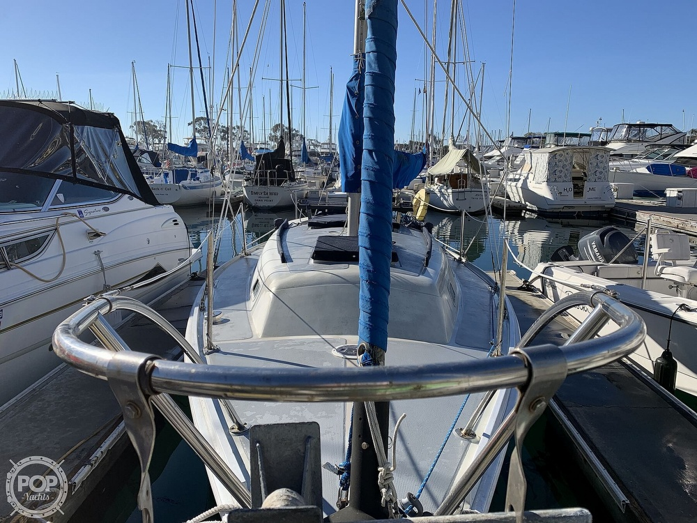1972 Ericson Yachts boat for sale, model of the boat is 27 & Image # 9 of 40