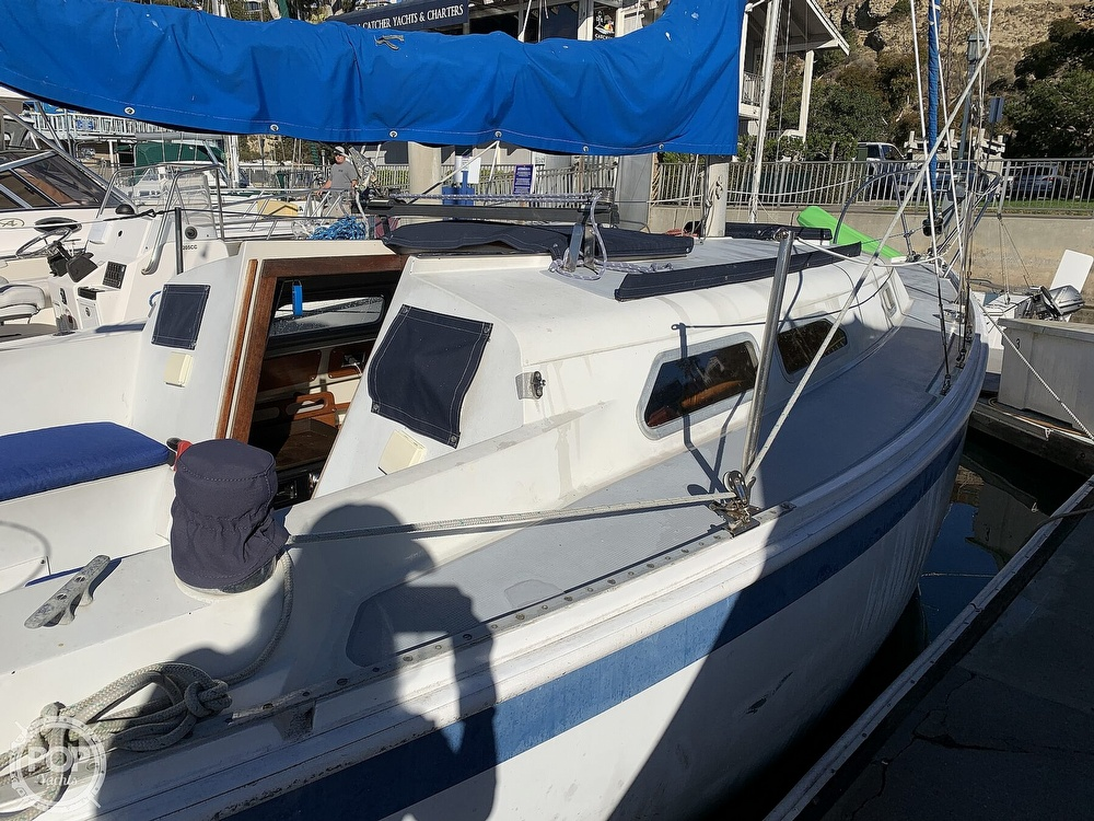 1972 Ericson Yachts boat for sale, model of the boat is 27 & Image # 11 of 40